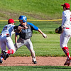 Oswego at Jamesville-DeWitt Baseball May 15, 2017