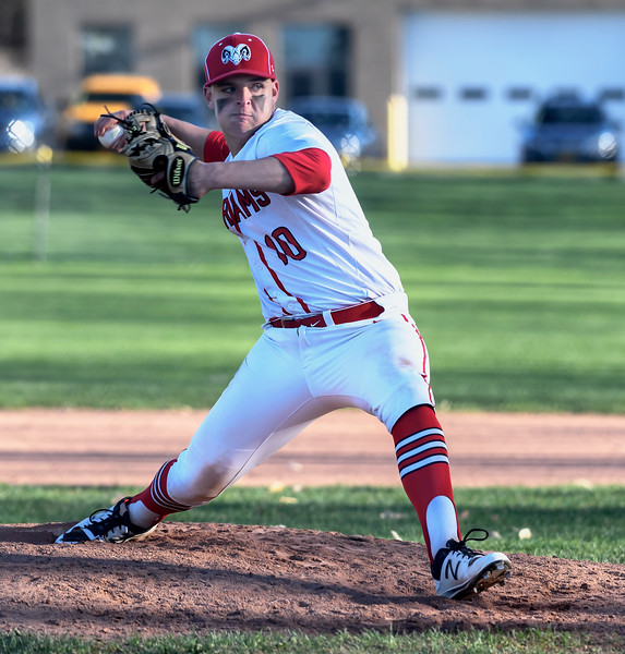 Christian Brothers Academy vs Jamesville-DeWitt - Baseball - Apr 18, 2017