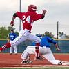 Jamesville DeWitt vs Whitesboro - Class A Final - Baseball - May 29, 2017