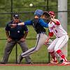Camden vs Jamesville-DeWitt - Section 3 Class A Semifinal - Baseball - May 28, 2017