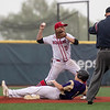 Christian Brothers Academy vs Jamesville-DeWittl - Section 3 Class A Losers Bkt - Baseball - May 27, 2017