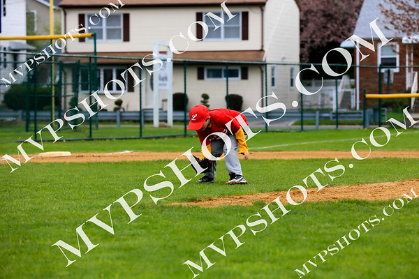 Fire Department vs. Darrin Anthony 4-20-13