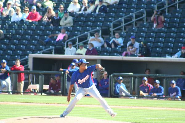 KC vs. Rangers 3/2/2007