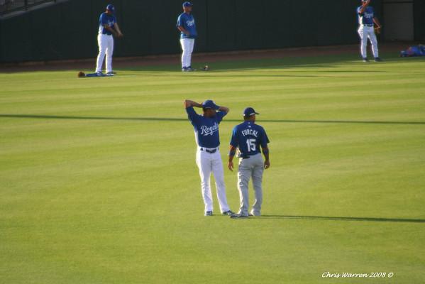 LA Dodgers @ KC Royals 2008