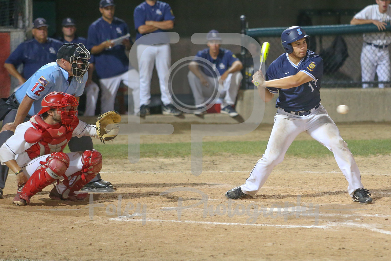 8/3/17, Hanover Insurance Park at Fitton Field Worcester, MA: during the Shrewsbury American Legion 4-2 win over Stamford (CT) in the 2017 Northeast Regional held at Hanover Park at Fitton Field.