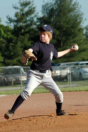 King Little League - Majors, Yankees vs Cards 05/01/06