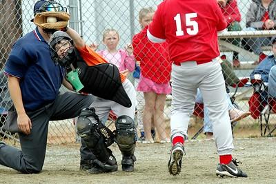 King Little League Minors, Cardinals vs Mets, 04/22/06