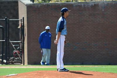 Lovett vs Newton County JV Baseball 2016