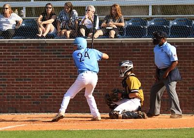 Lovett vs Calhoun Varsity Baseball 2017