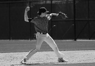 Lovett vs Pace JV Baseball 2017
