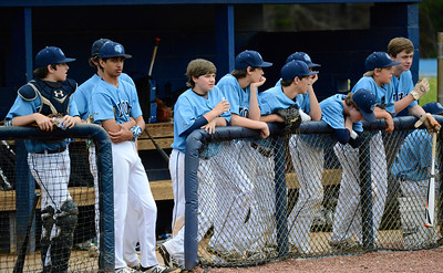 Lovett Beats Dunwoody  8th Grade Baseball 2015