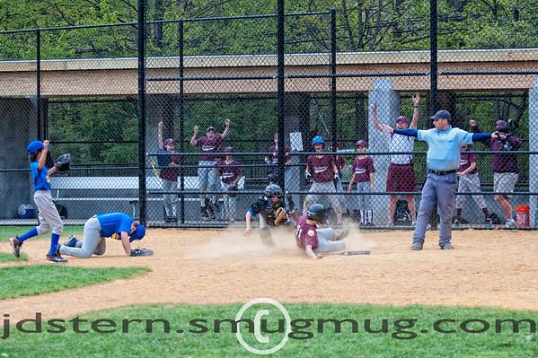 Falcons vs Bluejays 04.15.2010