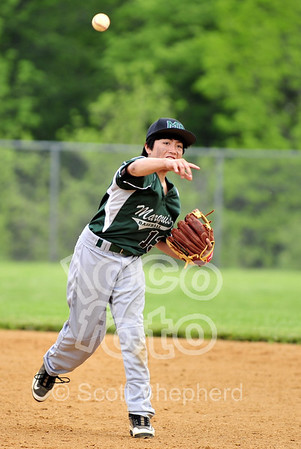 Marquis Baseball v. Dulles Mustangs (14U GLBR)
