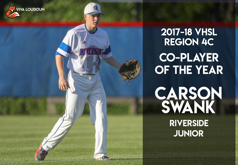 2018 VHSL Region 4C - 1st Team SS + UTL & Co-POY