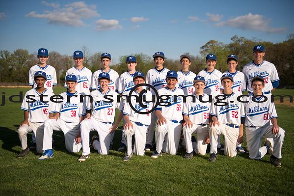 Freshman Team Yearbook Photos 2016