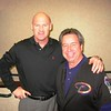 With Matt Williams
