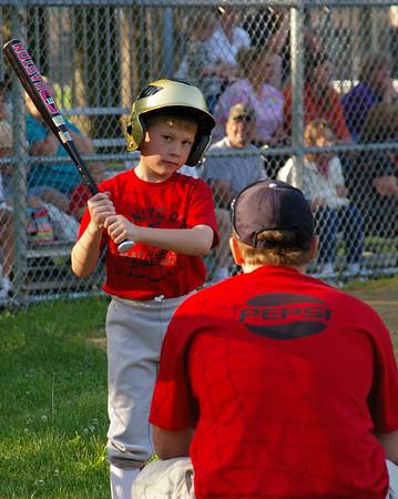 Mud Dogs Baseball Candid Photos 2007