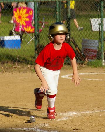Mud Dogs Baseball Offense 2007