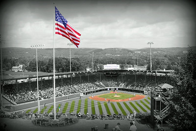 Williamsport Pa. home of the Little League World Series.