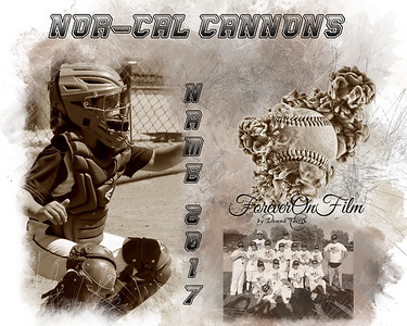 NOR-CAL CANNONS 2017