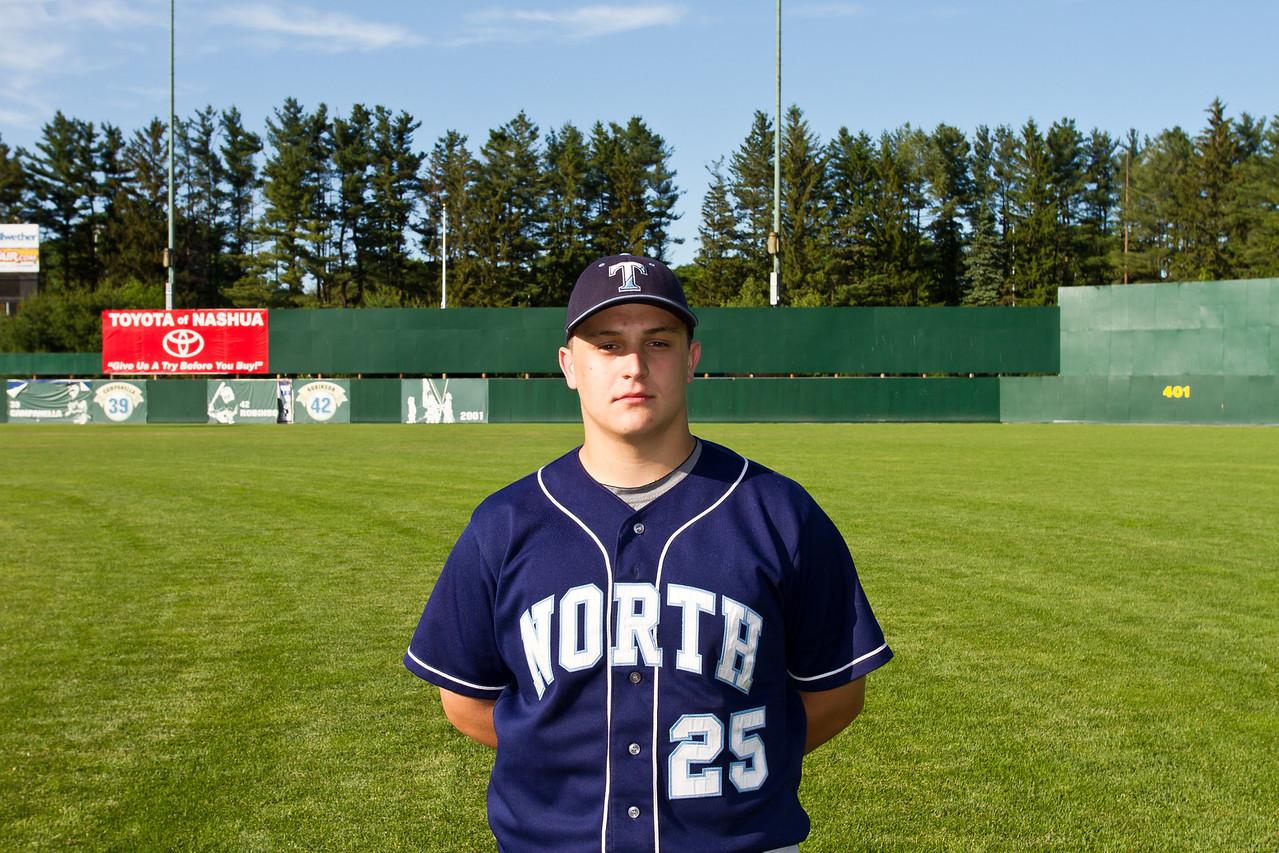 Adam Leith, Senior, Catcher