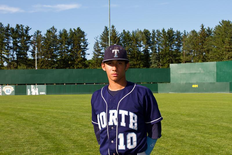 Keon Jenkins, Senior, Center Field