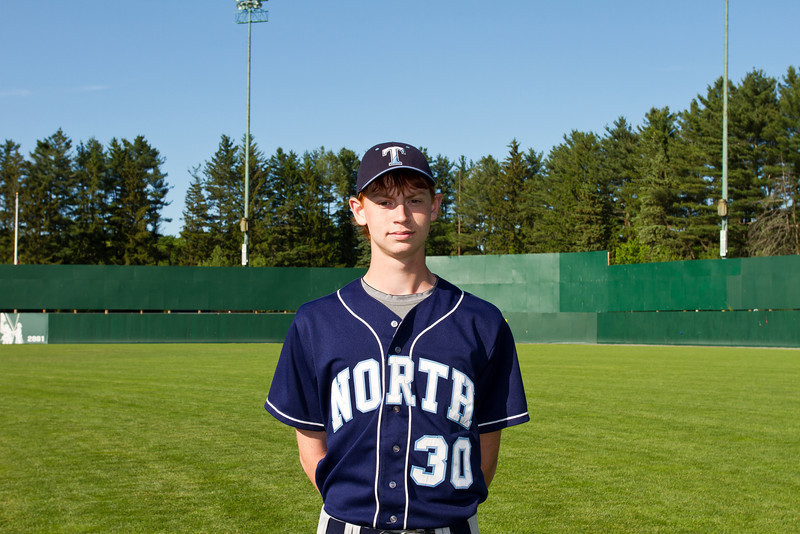 Connor Root, Senior, Pitcher