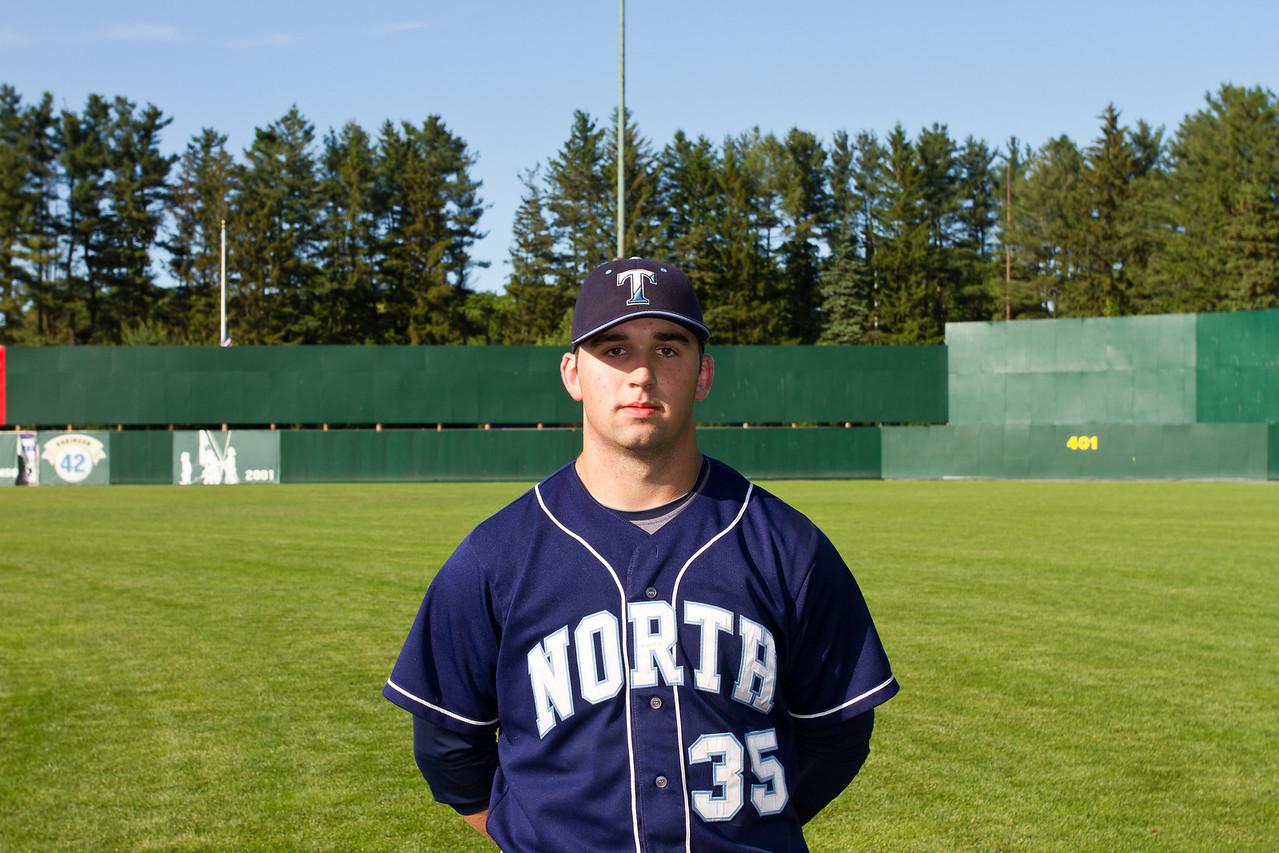 Joe Breen, Senior Captain, First Base