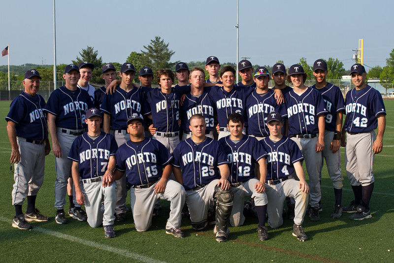 2011 Nashua North Titans Varsity Baseball Team