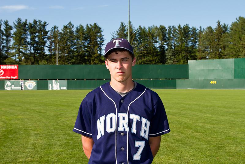 Parker Jamerson, Junior, Pitcher/Outfield