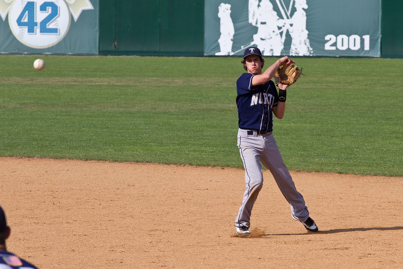 Mike Muise Flashes the Leather Against Manchester Central