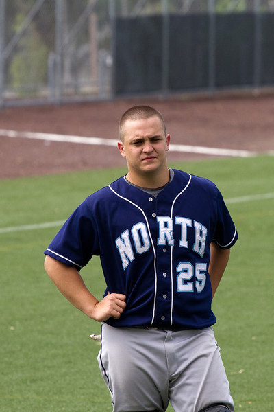 Senior Catcher and Clean-Up Hitter Adam Leith
