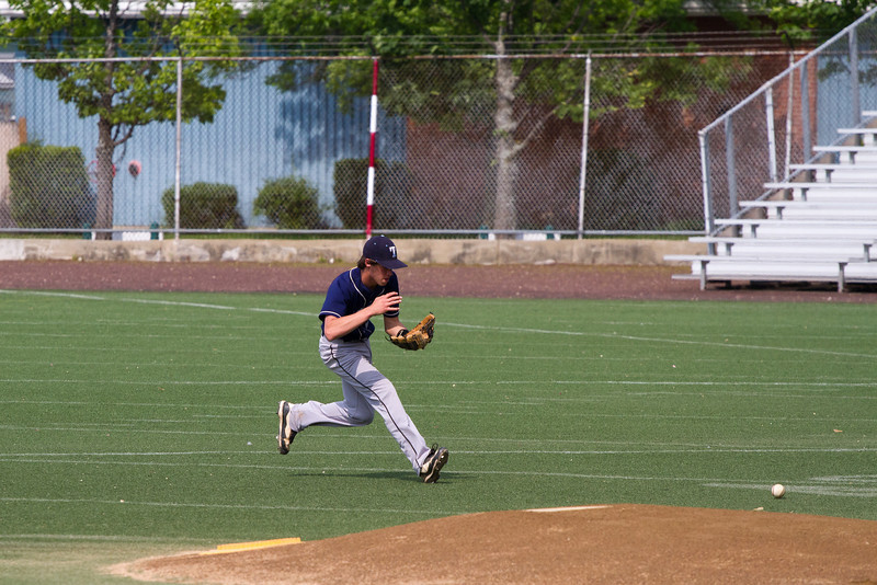 Mike Muise During Infield Warm-Ups