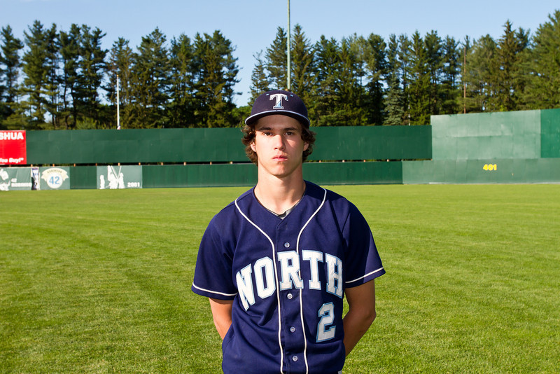 Mike Muise, Senior, Second Base