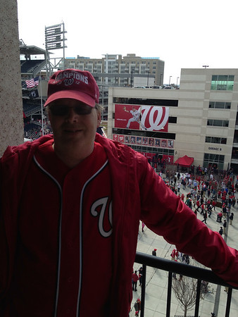 Opening Day, April 1, 2013