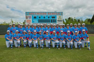SHS Baseball Team Pictures 2016