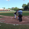 Top 3rd, Titans up at bat:  2b #27 Tom Brady to SS #1 Anthony Pecora for force @ 2B,  & P #40 Nick Rand making the outs.
