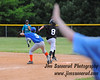 Coach thought he was safe, but the ump called him out. WPLL Majors All Star Game (Juniors) May 22, 2009