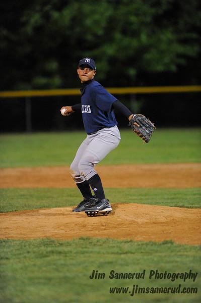 Blue Jays vs. Yankees, May 2009