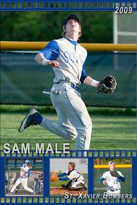 Male Senior Poster