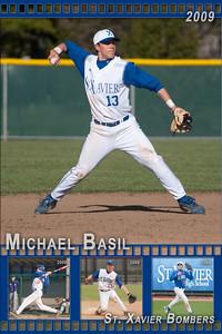 Basil Senior Poster