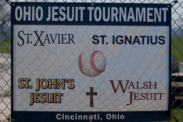 St. Xavier vs. Walsh Jesuit 04/18/2009