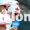 Baseball plays La Vernia in the State Semifinals at UFCU Disch Falk Field on May 5, 2019. (Jordyn Tarrant / The Talon News)