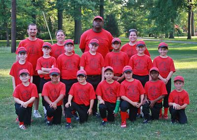 "Stingray Baseball 2008 5""X7"" Individual & Team Photos"