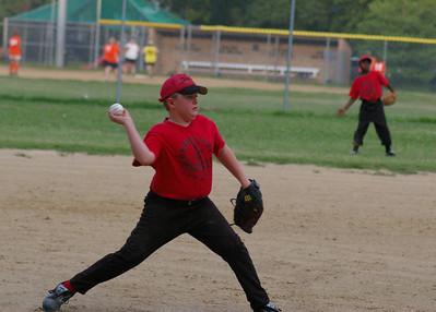Stingray Baseball 2008 Action Photos