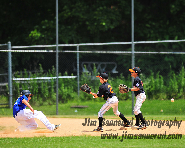 White Plains American vs. Dobbs Ferry, July 2009