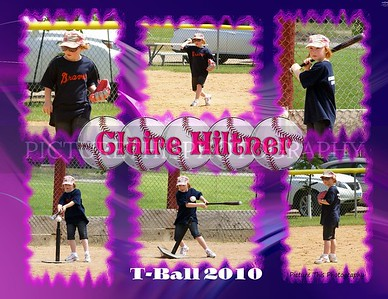 Tball collages
