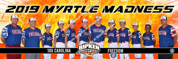 The Ripken Experience - Myrtle Madness 2019