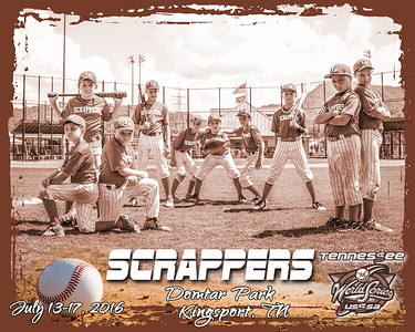 SCRAPPERS B bw