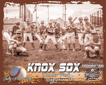 Knox Sox B bw